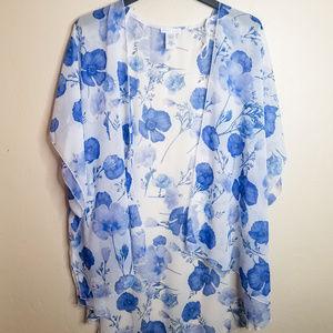 Emory Park Stitch Fix Kimono NWOT